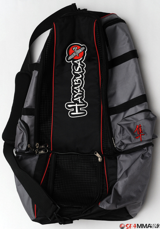 Gear Bag Review Hayabusa Convertible Sherdog Forums Ufc Mma Boxing Discussion